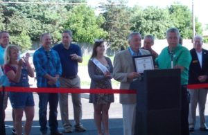 New Berlin Farmers Market, New Berlin Chamber of Commerce, Mayor Dave Ament
